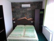 Földszinti teraszos kétágyas szoba