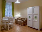 Búzavirág apartman konyha
