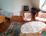 Emeleti 3 ágyas szoba