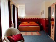 Bordó szoba - négy ágyas