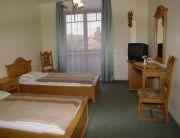 Standard Erkélyes egyágyas szoba