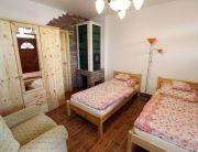 Földszinti 2+ egyágyas szoba
