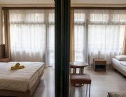 2xkétágyas szoba