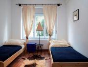 Földszinti kétágyas vendégszoba