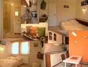 Földszintes négyfős kis apartman