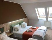 Háromágyas szoba/apartman (pótágyazható)