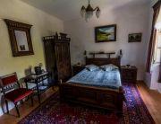A Kétfős apartman hálószobája