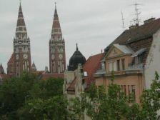 Apartman a belváros szívében Szeged