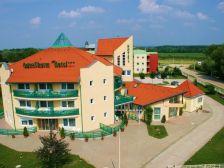 AquaTherm Hotel***plus szállás
