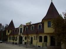 Aranykorona Hotel szálláshely