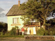 Börzsöny Turistaház szálláshely