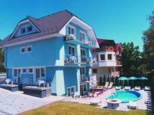 Blue Mediterrán Apartmanház és Panzió szállás Balatonfüred