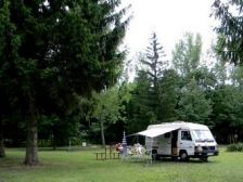 Borostyán Camping és Strandfürdő kemping