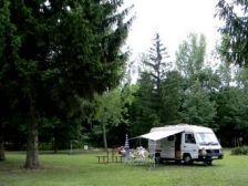 Borostyán Camping és Strandfürdő szálláshely