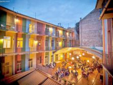 Casa de la Musica Hostel Budapest szálláshely