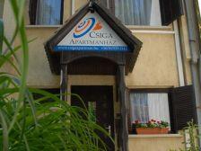 Csiga Apartmanház Szentes