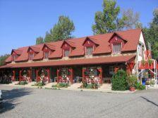 Hernád-Party Üdülőház és Camping Pere szálláshely