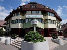Hotel Amadeus Budapest szálláshely
