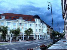 Hotel Centrál *** Nagykanizsa szálláshely