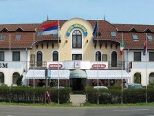 Hotel Orchidea Balástya szálláshely