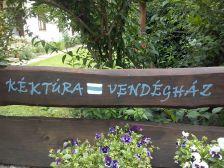 Kéktúra Vendégház Óbánya szálláshely