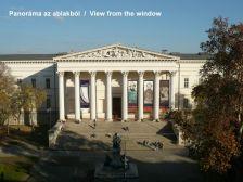 Múzeum Apartman Budapest szálláshely