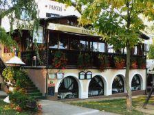 Páhok Vendéglő-Panzió szálláshely