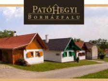 Patóhegyi Borházfalu szálláshely