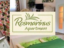Rosmarinus Apartman Pécs szálláshely