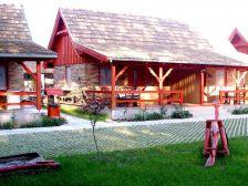 Szőke Tisza Pihenőpark Nagyrév szálláshely