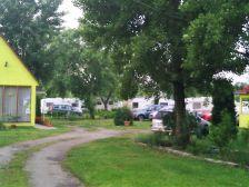 Tópart Camping Győr