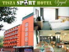 Tisza Sport Hotel Szeged szálláshely