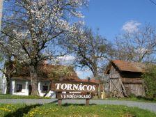 Tornácos Vendégfogadó Felsőszenterzsébet szálláshely