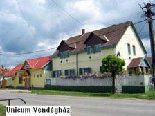Unicum Vendégház szálláshely
