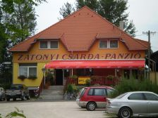 Zátonyi Csárda Panzió szálláshely