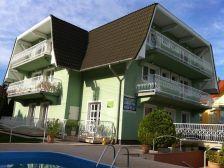 Zöld Ház Panzió Balatonfüred szálláshely