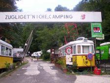 Zugligeti Niche Camping szálláshely