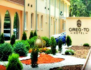 Öreg-tó Hotel és Rendezvénytér Tata szálláshely