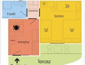 4 Évszak Apartman Gyula szálláshely