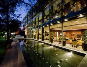 Abacus Business & Wellness Hotel Herceghalom szálláshely
