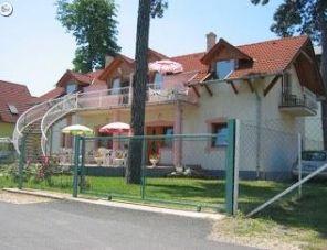 Akácvirág Apartmanok Balatonlelle szálláshely