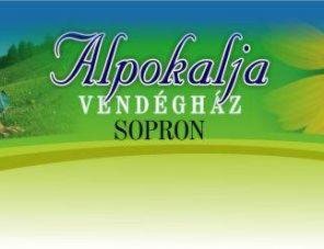 Alpokalja Vendégház Sopron szálláshely