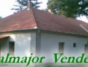 Antalmajor Vendégház Tornaszentjakab szálláshely