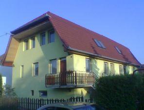 Apartmanház Fenyves Balatonfenyves szálláshely