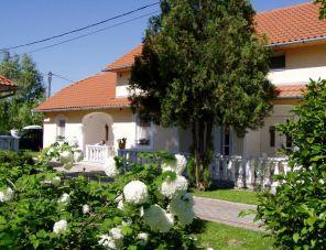 Apartmanház Mediterrán Harkány szálláshely