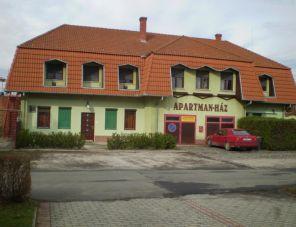 Apartmanház Mohács szálláshely