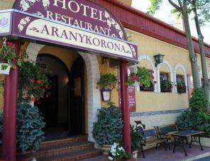Aranykorona Hotel- Apartman Miskolc szálláshely