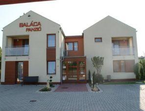 Baláca Panzió Veszprém szálláshely