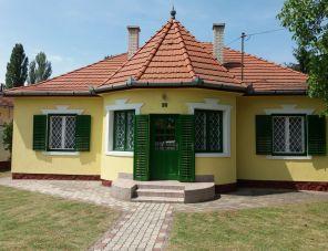 Balaton-parti Nyaralóház Balatonboglár szálláshely
