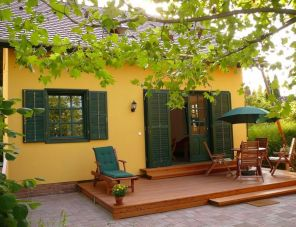 Balatonszemesi Bio Apartman Balatonszemes
